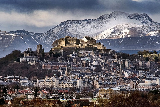 things to see and do in stirling