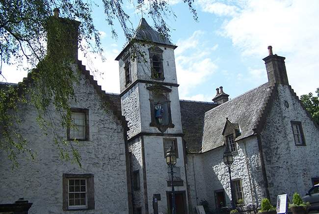 cowane's hospital stirling