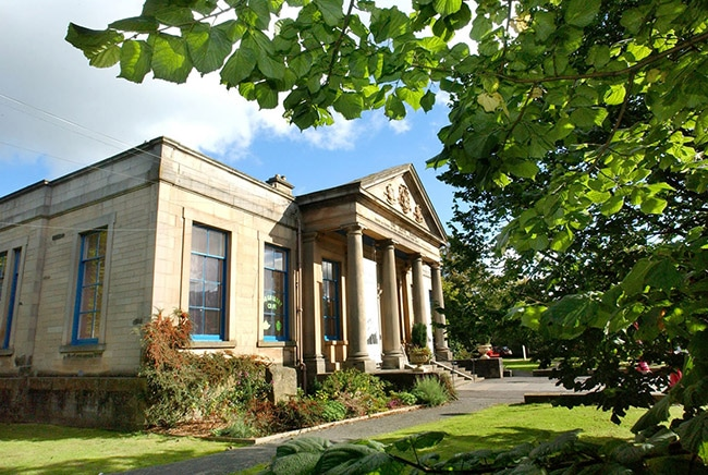 The Smith museum and art gallery stirling